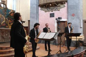 "Vigevano (PV) - Concerto ""Merci Monsieur Sax"" - 2"