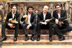 "Vigevano (PV) - Concerto ""Merci Monsieur Sax"" - 1"