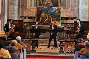 "Vigevano (PV) - Concerto ""Merci Monsieur Sax"" - 3"